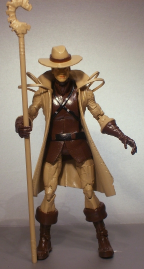 A Lightrider action figure custom made by Curtis.